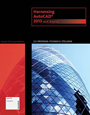 Harnessing AutoCAD: 2013 and Beyond (with CAD Connect Web Site Printed Access Card) 9781133946595