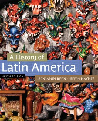 A History of Latin America 9781133050506