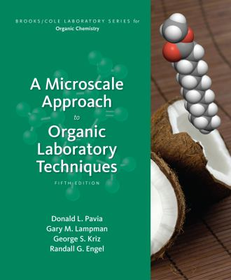 A Microscale Approach to Organic Laboratory Techniques - 5th Edition