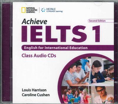 Achieve IELTS 1: Intermediate - Upper Intermediate 9781133313854