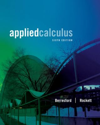 Applied Calculus 9781133103745