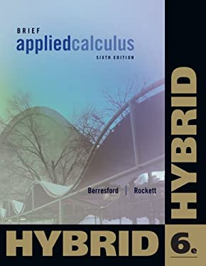 Applied Calculus, Brief [With Access Code] 9781133364801