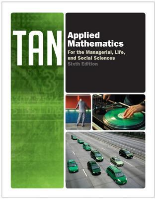 Applied Mathematics for the Managerial, Life, and Social Sciences 9781133108948