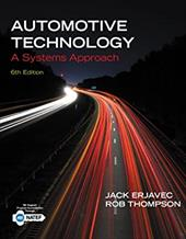 Automotive Technology: A Systems Approach 21254823