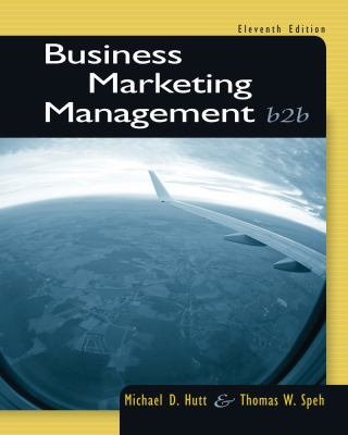 Business Marketing Management: B2B 9781133189565