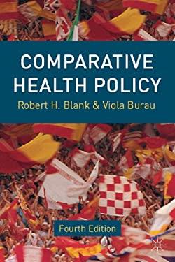 Comparative Health Policy 9781137023568