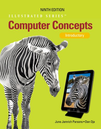 Computer Concepts: Introductory 9781133626169