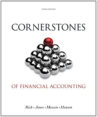 Cornerstones of Financial Accounting (with 10k Report) 9781133943976