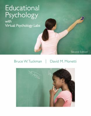 Educational Psychology with Virtual Psychology Labs (with Psychology Coursemate with eBook Printed Access Card) 9781133309260