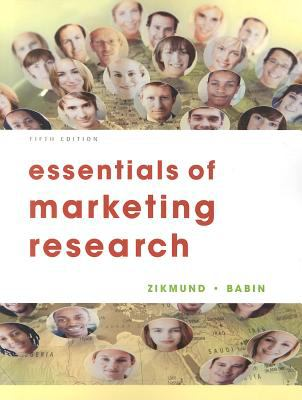 Essentials of Marketing Research [With Access Code] 9781133190646