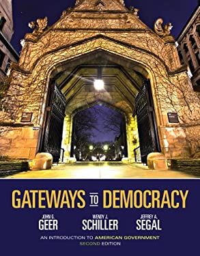Gateways to Democracy: An Introduction to American Government (with Aplia Printed Access Card) 9781133602231