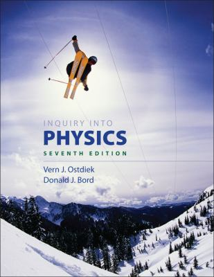 Inquiry Into Physics 9781133104681