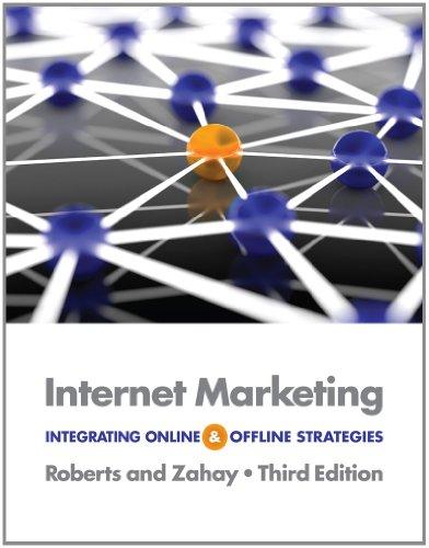Internet Marketing: Integrating Online and Offline Strategies 9781133625902
