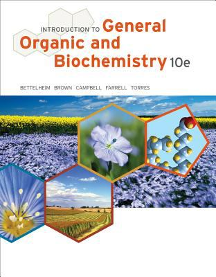 Introduction to General, Organic and Biochemistry 9781133105084