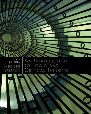 Introduction to Logic and Critical Thinking 9781133049753