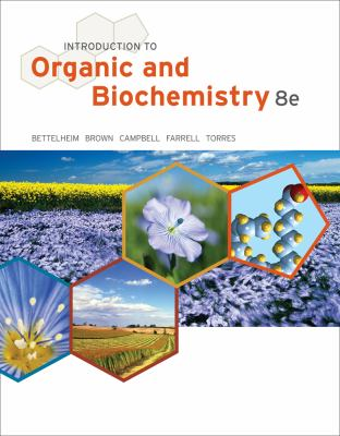 Introduction to Organic and Biochemistry 9781133109761