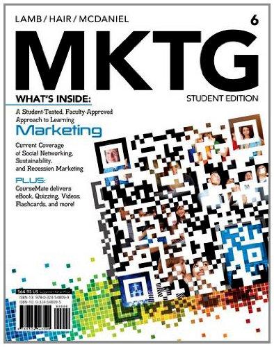 MKTG 9781133190110