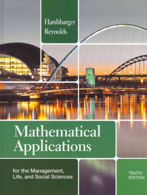 Mathematical Applications for the Management, Life, and Social Sciences 9781133106234