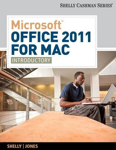 Microsoft Office 2011 for Mac: Introductory 9781133626398