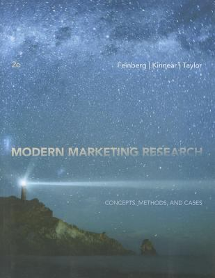 Modern Marketing Research: Concepts, Methods, and Cases 9781133188964