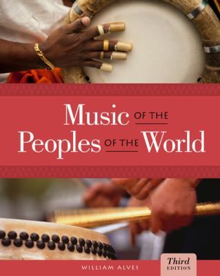 Music of the Peoples of the World 9781133307945