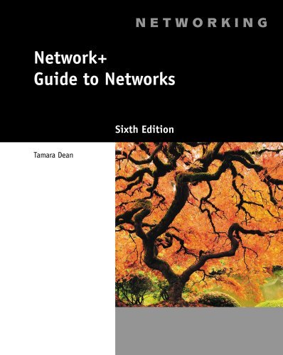 Network+ Guide to Networks 9781133608196