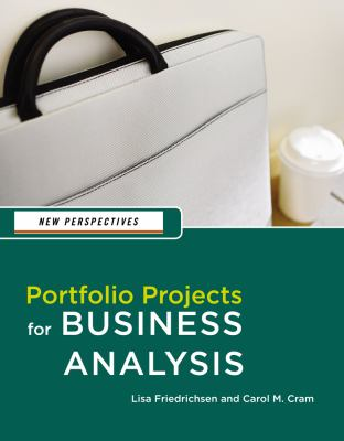 Portfolio Projects for Business Analysis 9781133274773