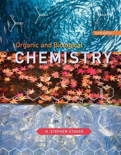 Organic and Biological Chemistry 9781133103950