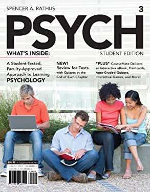 PKG PSYCH W REVIEW CARDS PAC 9781133960805