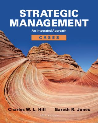 Strategic Management Cases 9781133485711