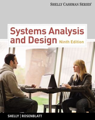 Systems Analysis and Design [With Access Code] 9781133274056