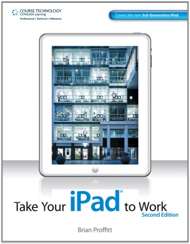 Take Your iPad to Work 9781133686705