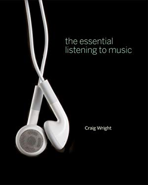 The Essential Listening to Music (Book Only) - 6th Edition