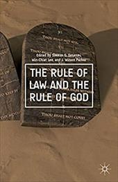 The Rule of Law and the Rule of God 22338312