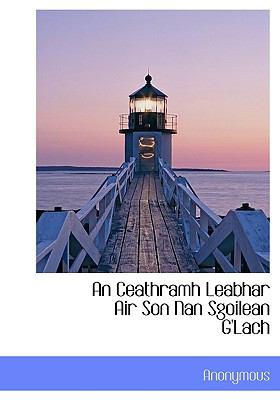 An Ceathramh Leabhar Air Son Nan Sgoilean G'Lach 9781140186373
