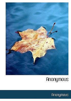 Anonymous 9781140347217