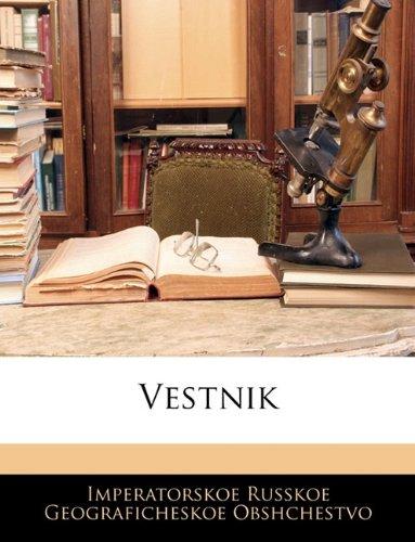 Vestnik 9781141049936