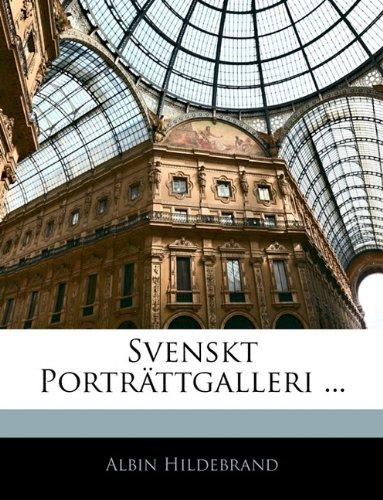 Svenskt Portr Ttgalleri ... 9781141144723