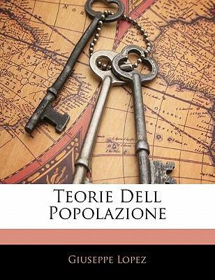 Teorie Dell Popolazione 9781141615995