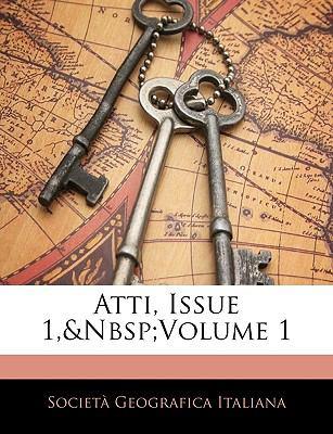 Atti, Issue 1, Volume 1