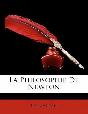 La Philosophie de Newton 9781143804489