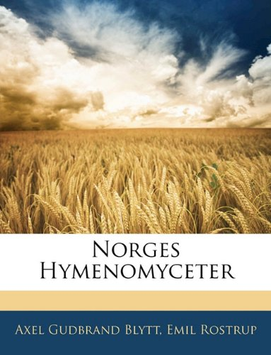 Norges Hymenomyceter 9781144387370