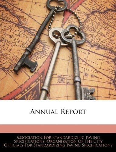 Annual Report 9781144832764