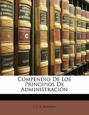 Compendio de Los Principios de Administracion 9781148230009