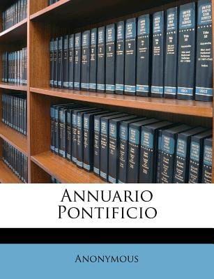 Annuario Pontificio 9781145595576