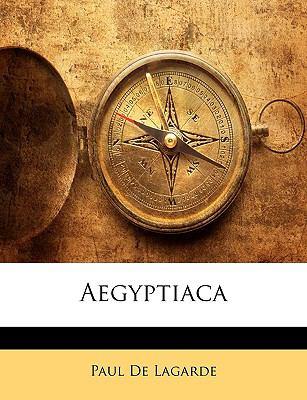 Aegyptiaca 9781145407268