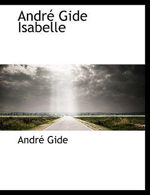 Andr Gide Isabelle 9781140414834