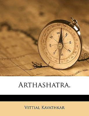 Arthashatra. 9781149289792