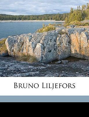 Bruno Liljefors 9781149622391