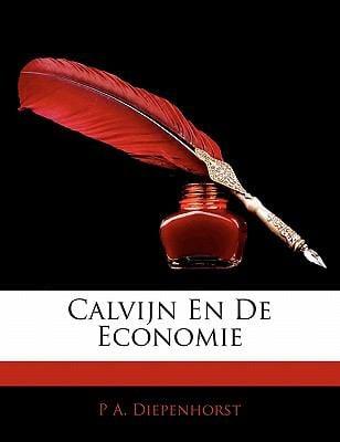 Calvijn En de Economie 9781142715021